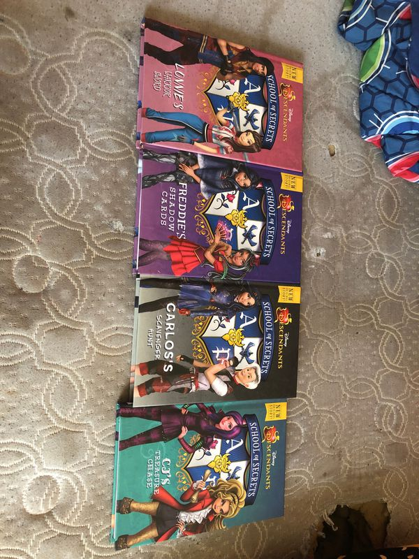 Teen/Kids books