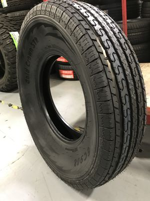"""16"""" Inch Brand New Gold Crown ST235/85R16 235/85R16 2358516 23585R16 ST23585R16 LRF 12PR Trailer Tires for Sale in Austin, TX"""