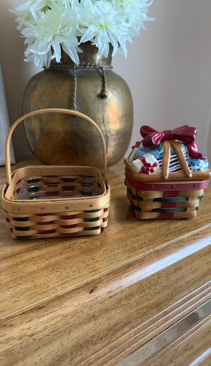 Longaberger for Sale in Lorain, OH
