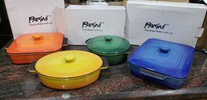 Parini casserole bakeware for Sale in Fort Lauderdale, FL