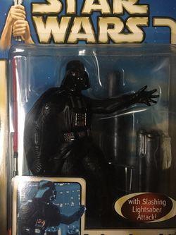 Star Wars Darth Vader Action Figure - New - Unopened for Sale in Bellevue,  WA