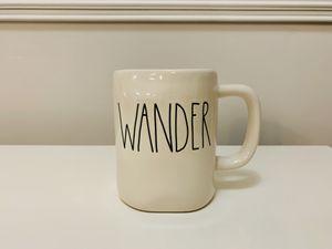 """Rae Dunn """"WANDER"""" Mug for Sale in Harrisonburg, VA"""