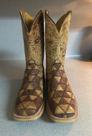 Thin Haul Co Cowboy Boots New without Box 8.5 for Sale in Houston, TX