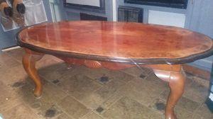 Oak beautiful coffe table for Sale in Gerber, CA