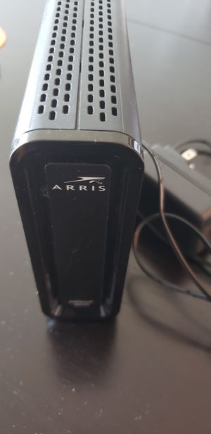 Arris Surfboard SB6121 Cable Modem for Sale in Chicago, IL