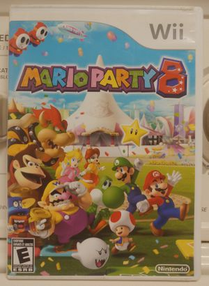 Mario Party 8 for Nintendo Wii for Sale in Bronx, NY