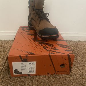 New Steel Toe Electrical Hazard Safe Slip Resistant Work Boots for Sale in Lawndale, CA