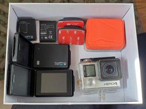 GoPro Hero 4 + accessories for Sale in Santa Cruz, CA