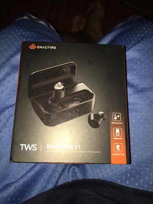 Enacfire f1 wireless earbuds (dose not charge) for Sale in Pomona, CA