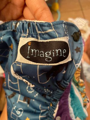 Imagine Reusable Cloth Diapers for Sale in Las Vegas, NV