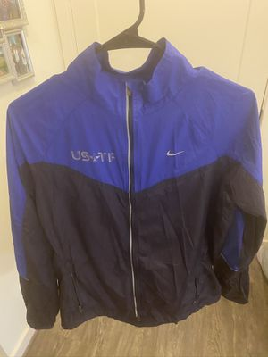 Nike USATF WMNS Running Jacket (L) for Sale in Washington, DC