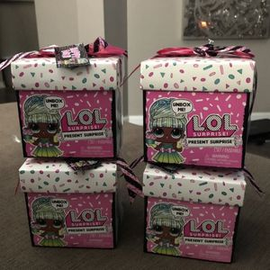 Lol Surprise Happy Bday Present box for Sale in Algonquin, IL