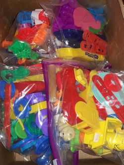 Play Doh Molds Lot for Sale in Los Angeles,  CA