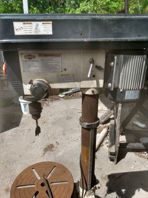 Woodstock International Drill Press for Sale in Dallas, TX