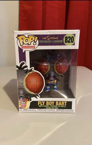 Fly Boy Bart Funko Pop for Sale in Passaic, NJ