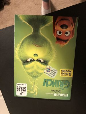 Grinch movie for Sale in Bremerton, WA