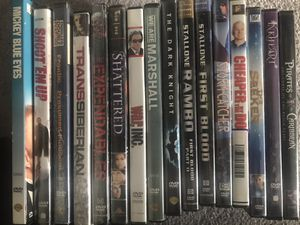 DVD lot for Sale in Jurupa Valley, CA