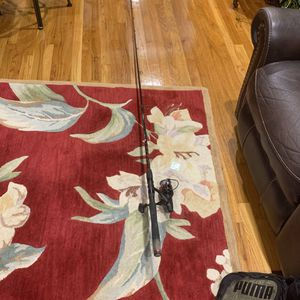 Fishing Rod With Braid Lining 30lb 185 Yard Penn III for Sale in Rockville, MD