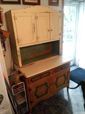 Antique cabinet for Sale in Gunpowder, MD