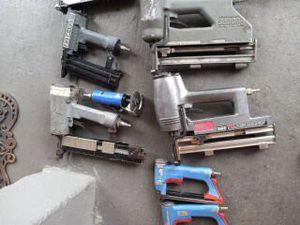 All of the air guns nail guns for Sale in Oviedo, FL