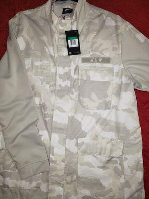 Nike camo jacket for Sale in San Antonio, TX