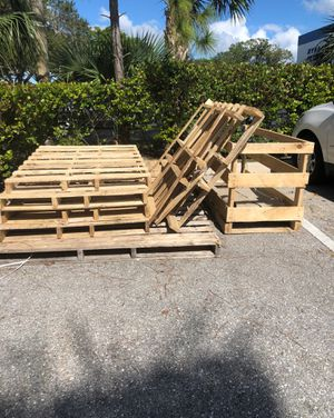 Free Pallets for Sale in West Palm Beach, FL