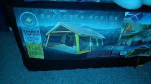Golden bear tent timber lodge explorer series for Sale in Rancho Cordova, CA