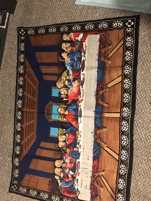 Last Supper tapestry for Sale in Mesa, AZ
