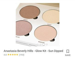 Anastasia Beverly Hills- Glow Kit- Sun Dipped for Sale in Bloomington, CA