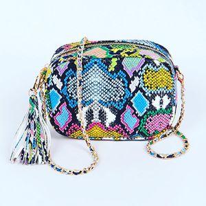 Small multi color bag for Sale in Newark, NJ