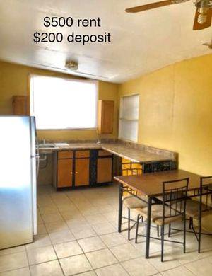 Small apartment for Sale in El Paso, TX