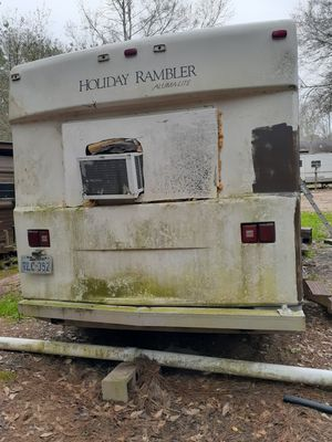 Holiday rambler aluma-lite camper for Sale in Splendora, TX