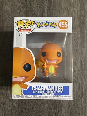 Charmander Pokemon Funko POP for Sale in East Los Angeles, CA