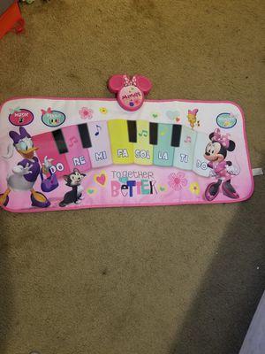 Minnie piano mat for Sale in Laveen Village, AZ
