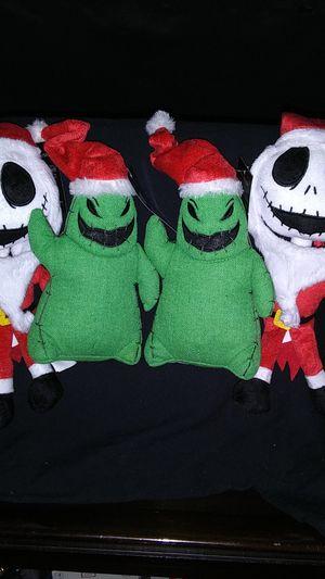 Nightmare Before Christmas Mini Plush for Sale in El Monte, CA
