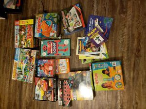 Lot of games and puzzles for Sale in Sanford, NC