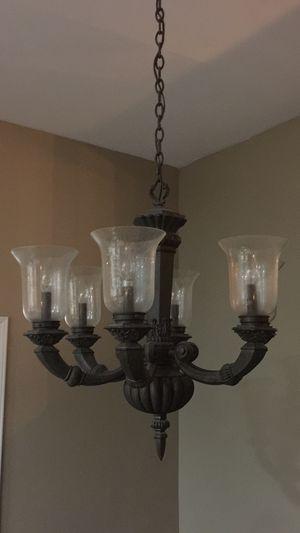 Dining room/nook chandelier for Sale in Bakersfield, CA