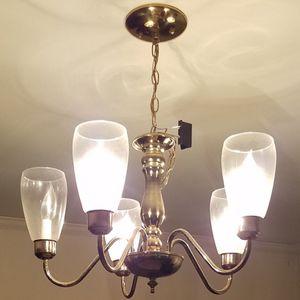 Light Fixture - Hanging Chandelier for Sale in Ellicott City, MD