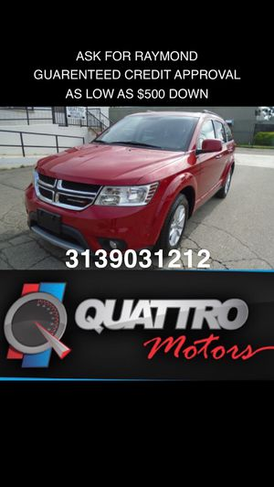 2015 Dodge Journey SXT for Sale in Redford Charter Township, MI