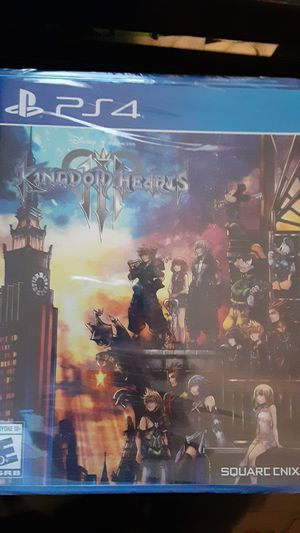 Ps4 Kingdom Hearts Game for Sale in The Bronx, NY