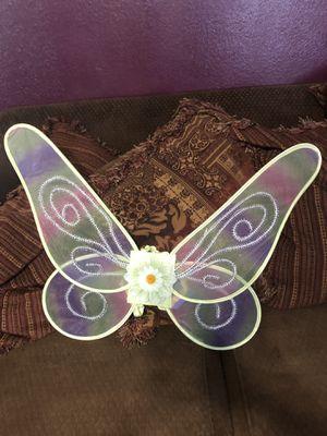 Halloween tinkerbell wings for Sale in Las Vegas, NV