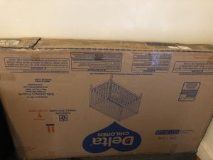 Three in one Delta baby crib for Sale in Pittsburgh, PA