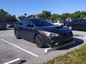 2015 Subaru WRX W/ Warranty for Sale in Lauderhill, FL