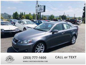 2012 Lexus IS 250 for Sale in Auburn, WA