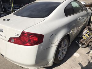 Infiniti g35 coupe parts for Sale in Stockton, CA