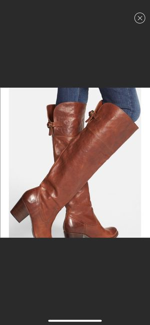 Frye Over the knee Lucinda Slouch Boots for Sale in Lemont, IL