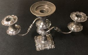 Sheffield Silver Candelabra for Sale in San Diego, CA