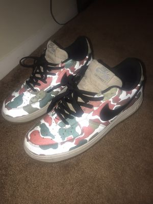 3M Bape Nike Air Force 1's for Sale in Silver Spring, MD