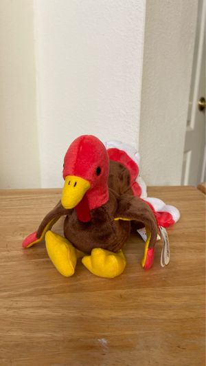 Gobbles 🦃 beanie baby for Sale in Houston, TX