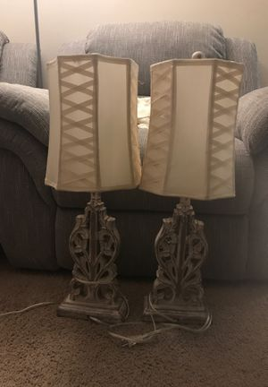 300$ Modern luxury lamps for Sale in Arlington, VA